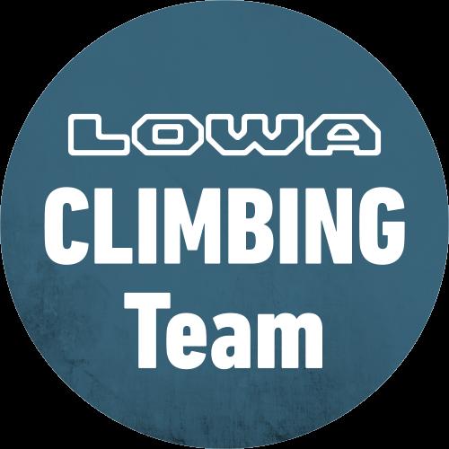 LOWA CLIMBING Team